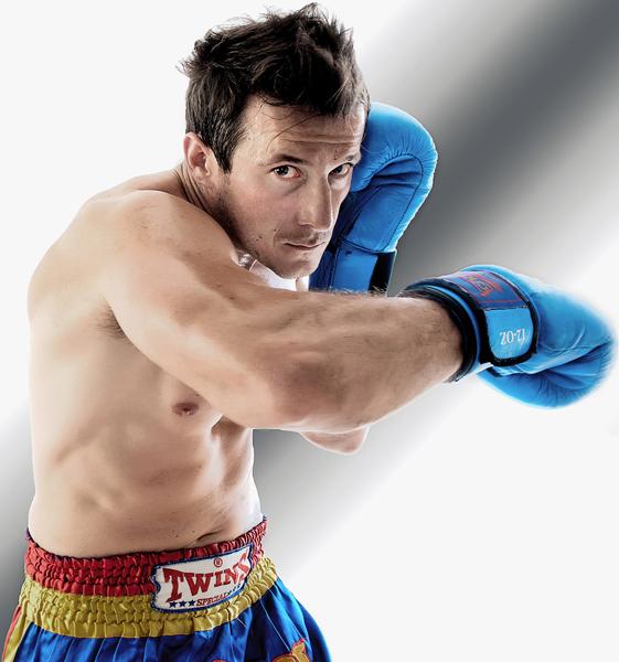The-Kickboxer